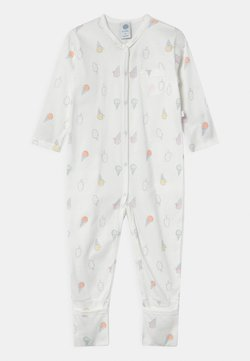Sanetta - UNISEX - Pyjama - white pebble