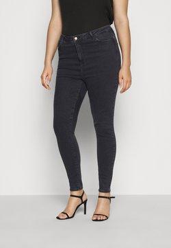 Vero Moda Curve - VMSOPHIA - Jeans Skinny Fit - dark grey denim