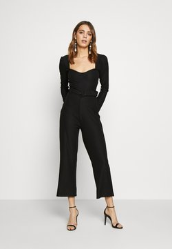 Fashion Union - HARLEA - Combinaison - black