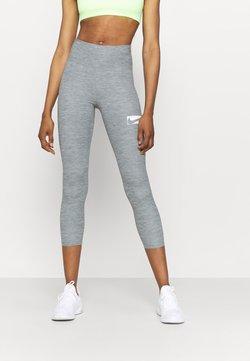 Nike Performance - ONE - Tights - light smoke grey/heather/white