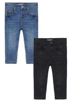 Mango - 2 PACK - Slim fit jeans - middenblauw