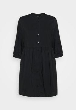 Vero Moda - VMSISI DRESS - Vestido camisero - black