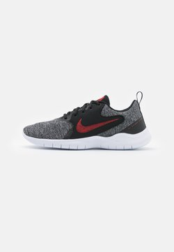 Nike Performance - Zapatillas de running neutras - black/university red/dark smoke grey/white