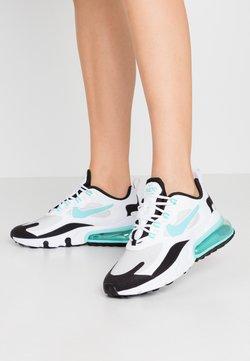 Nike Sportswear - AIR MAX 270 REACT - Sneaker low - photon dust/aurora green/white/black/pistachio frost