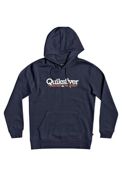 Quiksilver - TROPICAL LINES - Hoodie - parisian night