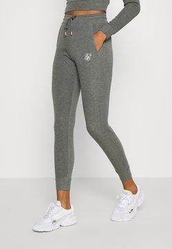 SIKSILK - SIGNATURE TRACK PANTS - Jogginghose - dark grey