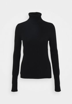 FTC Cashmere - ROLLNECK - Strickpullover - moonless night