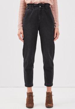 BONOBO Jeans - Jeans relaxed fit - denim noir