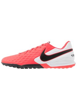 Nike Performance - TIEMPO LEGEND 8 PRO TF - Astro turf trainers - laser crimson/black/white