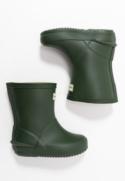 Hunter ORIGINAL - KIDS FIRST NORRIS - Gummistiefel - vintage green