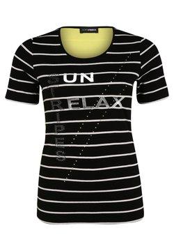 DORIS STREICH - T-Shirt print - schwarz/weiß