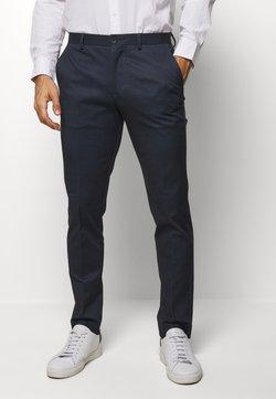 Selected Homme - SLHSLIM-AIDEN - Spodnie materiałowe - navy blue