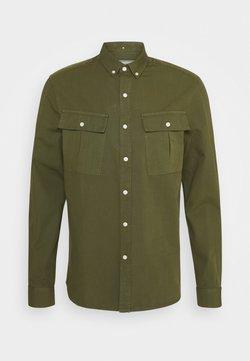 forét - CROW - Overhemd - army