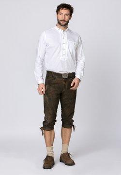 Stockerpoint - Shorts - graphit gespeckt