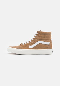 Vans - SK8-HI - Skeittikengät - brown sugar/snow white