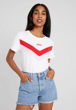Levi's® - FLORENCE TEE - T-Shirt print - white