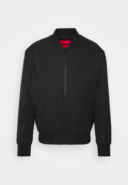 HUGO - BORIS - Giubbotto Bomber - black