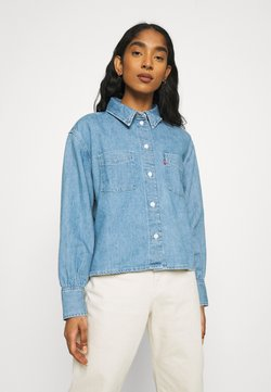 Levi's® - ZOEY PLEAT UTILITY - Camisa - stay cool