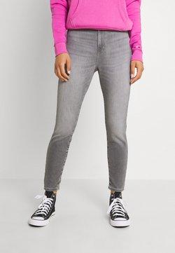 Tommy Jeans - MELANY UHR   - Skinny-Farkut - denim black