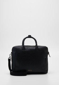 Zign - Notebooktasche - black