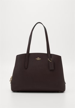 Coach - CHARLIE - Shopping Bag - oxblood