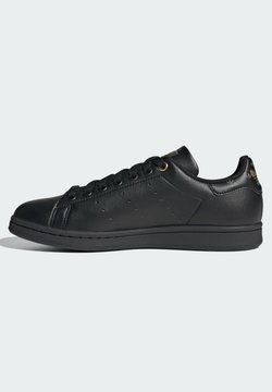 adidas Originals - STAN SMITH SCHUH - Baskets basses - black