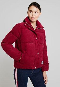 Calvin Klein Jeans - PUFFER JACKET - Winterjacke - beet red