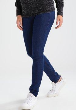 MAMALICIOUS - MLJULIA  - Slim fit jeans - med blue denim