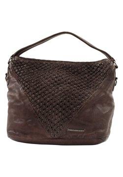 FREDsBRUDER - Handtasche - brown