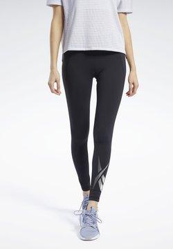 Reebok - Lux 2 Leggings - Tights - Black