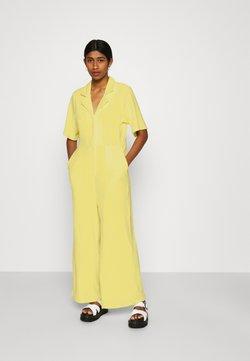 Monki - SAMMI - Combinaison - yellow