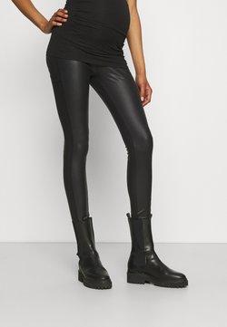 LOVE2WAIT - SIDEPOCKETS - Pantalones - black
