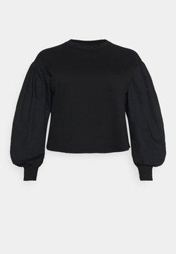 Vero Moda Curve - VMLILI - Collegepaita - black