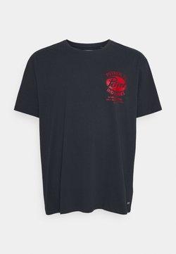 Petrol Industries - T-shirt imprimé - deep navy
