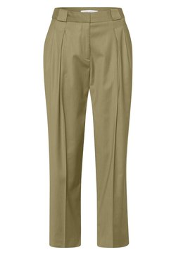 IVY & OAK - SHRUB - Pantalones - sage green