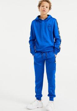 WE Fashion - SALTY DOG - Verryttelyhousut - cobalt blue