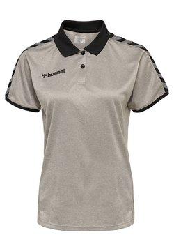 Hummel - HMLAUTHENTIC FUNCTIONAL  - Poloshirt - grey melange