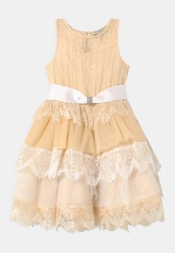 TWINSET - Sukienka koktajlowa - off white/chantilly