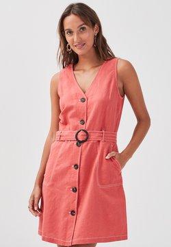 Cache Cache - MIT KNÖPFEN - Vestido camisero - rose