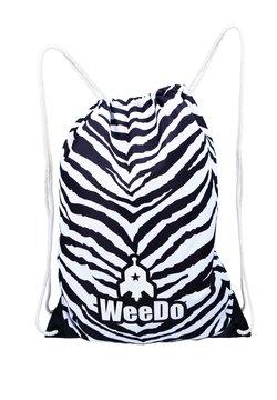WeeDo - Sportbeutel - zebra white