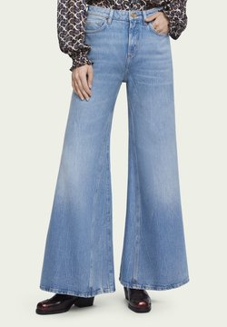 Scotch & Soda - Flared Jeans - blue butter