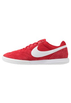 Nike Performance - PREMIER II SALA IC - Indoor football boots - university red/white