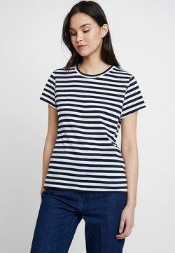 Samsøe Samsøe - SOLLY TEE - T-Shirt print - dark blue
