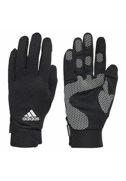 adidas Performance - CONDIVO AEROREADY GLOVES - Fingerhandschuh - black