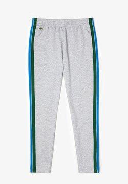 Lacoste Sport - Jogginghose - gris chine/vert/bleu/bleu marine/blanc