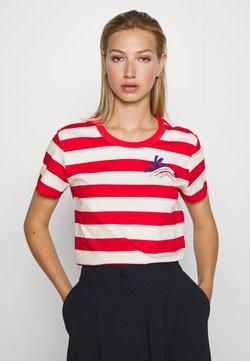 Scotch & Soda - KEONI CAPSULE PRINTED REGULAR FIT TEE - T-Shirt print - combo