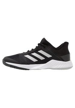 adidas Performance - ADIZERO CLUB - Zapatillas de tenis para todas las superficies - core black/silver metallic/grey two