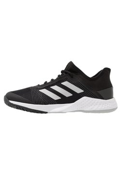 adidas Performance - ADIZERO CLUB - Multicourt Tennisschuh - core black/silver metallic/grey two