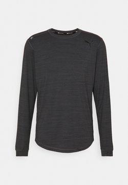 Puma - CLOUDSPUN - Funktionsshirt - dark gray heather
