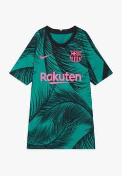 Nike Performance - FC BARCELONA UNISEX - Equipación de clubes - new green/black/pink beam